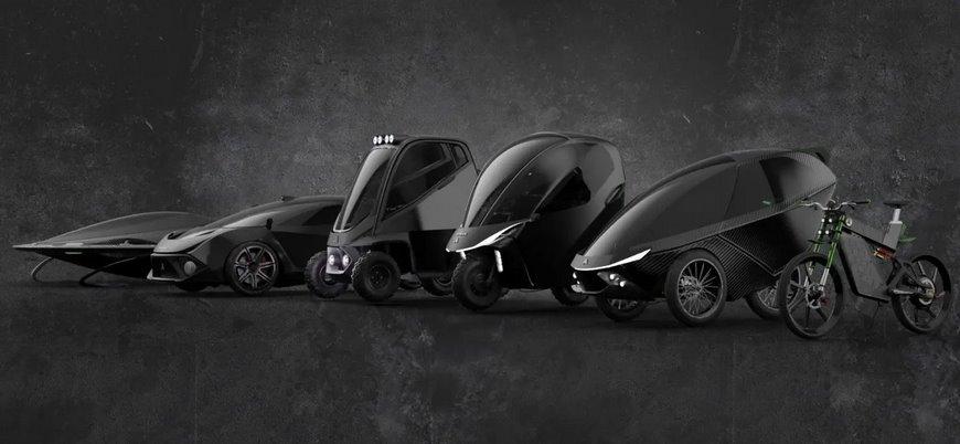 Daymak выпускает целую линейку электротранспорта в стиле Джеймса Бонда