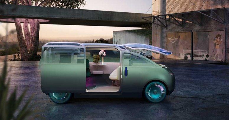 Mini електромінівен Vision Urbanaut