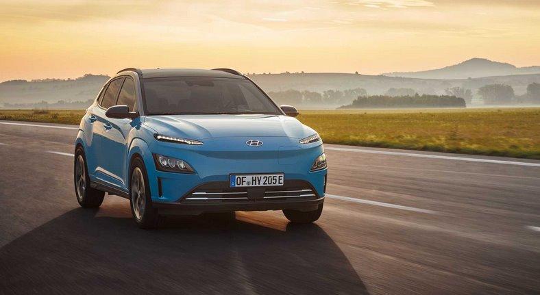 Новый Hyundai Kona Electric характеристики