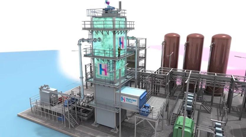 Криобатарея с жидким воздухом на 250 МВтч станет одной из крупнейших систем хранения энергии в Европе