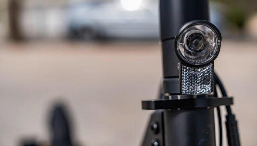 Mercedes-Benz электрический скутер eScooter