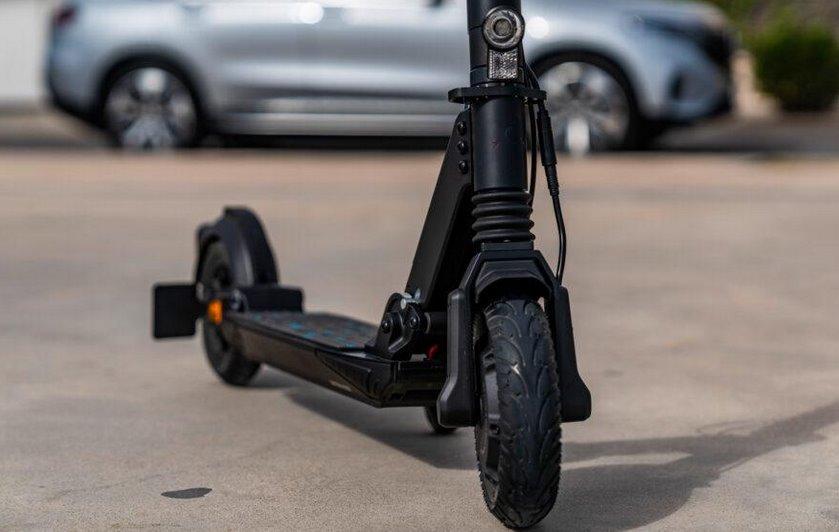 Mercedes электрический самокат eScooter