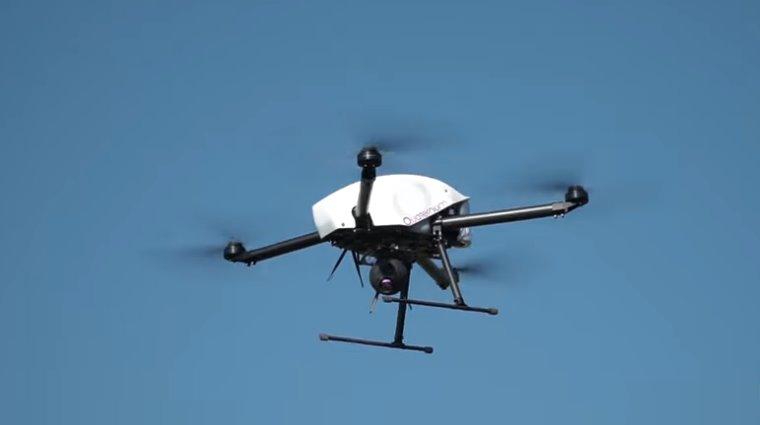 Гибридный квадрокоптер поставил новый рекорд - 10 часов непрерывного полета