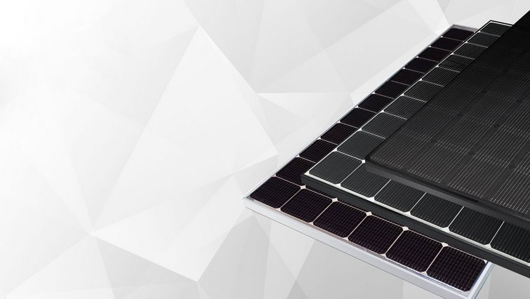 Новая солнечная батарея для дома с микроинвертором LG генерирует сразу переменный ток