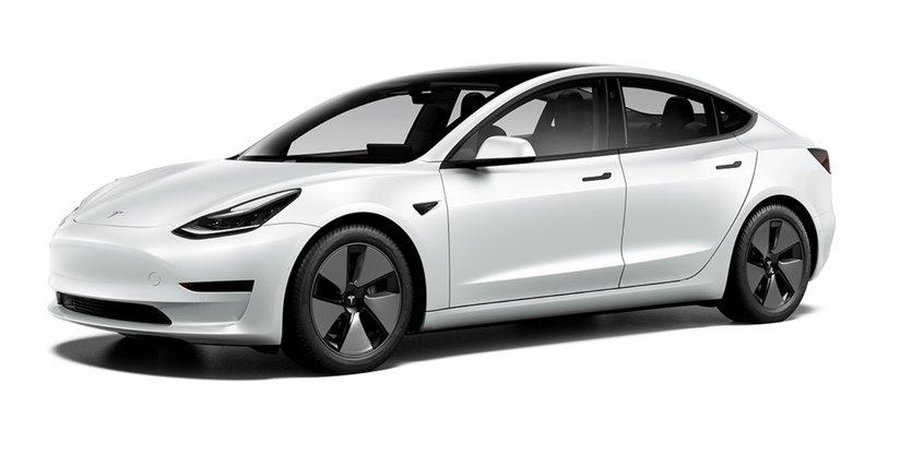 Новая Тесла Модель 3