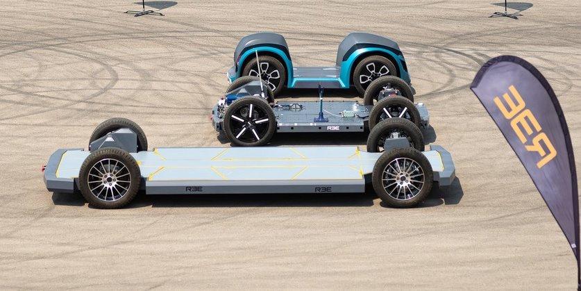 Электромобили с мотор-колесами