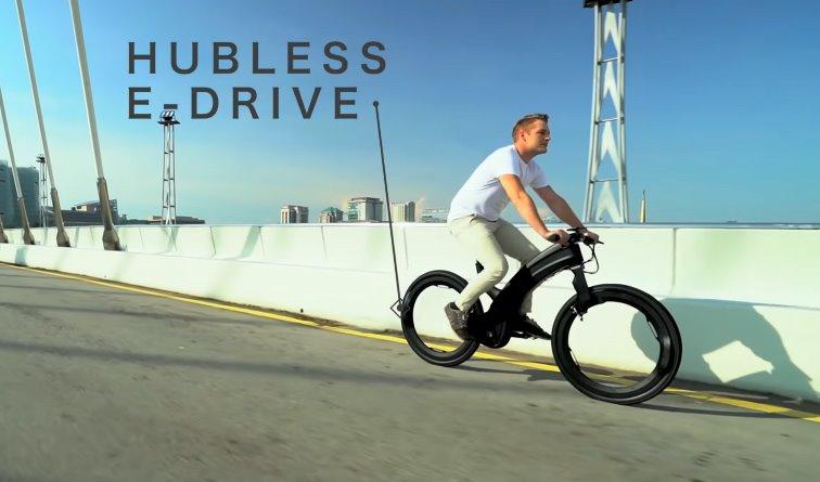 Инновационный электровелосипед без спиц Reevo можно заказать на Indiegogo (видео)