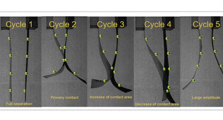 Миниатюрный ветрогенератор превращает в электричество легчайшее колебание воздуха