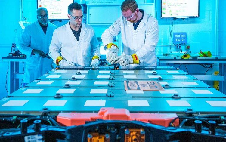 Беспроводная система управления батареями электромобиля будет впервые внедрена General Motors