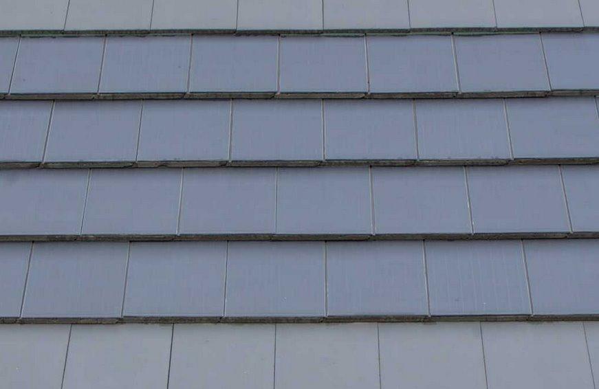 Солнечная черепица BiSolar (серый бетон) получила эффективность 17,5