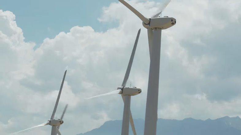 Морские ветровые турбины
