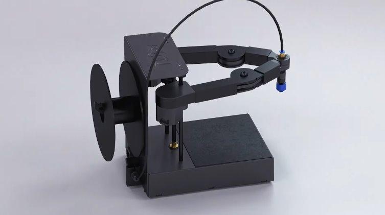 3D-принтер с роборуками Plybot - простой, тихий, умный и дешевый