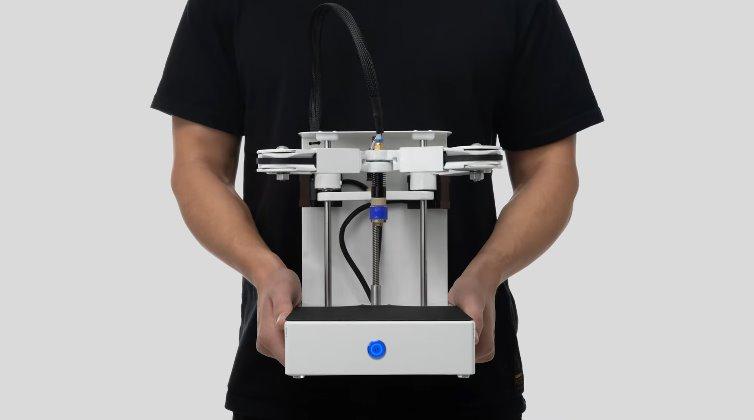 Домашинй 3д принтер цена
