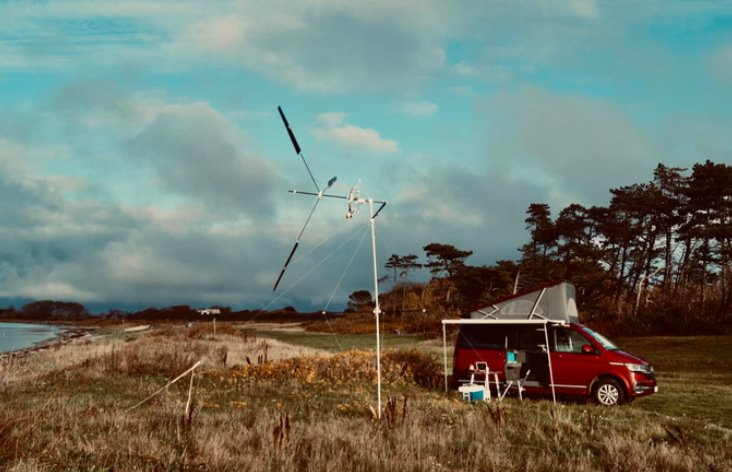 Самая легкая ветровая турбина для быстрого монтажа