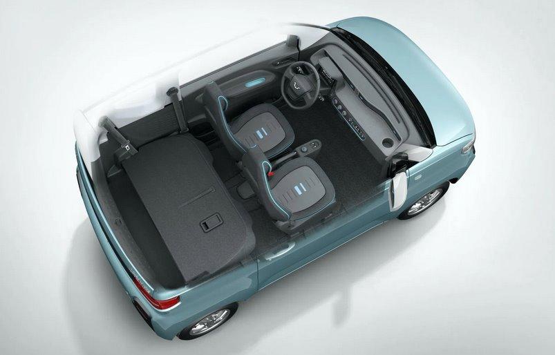 Китайський сітікар - Wuling Hong Guang Mini EV - обійшов Tesla Model 3 і став найбільш продаваним електромобілем в світі