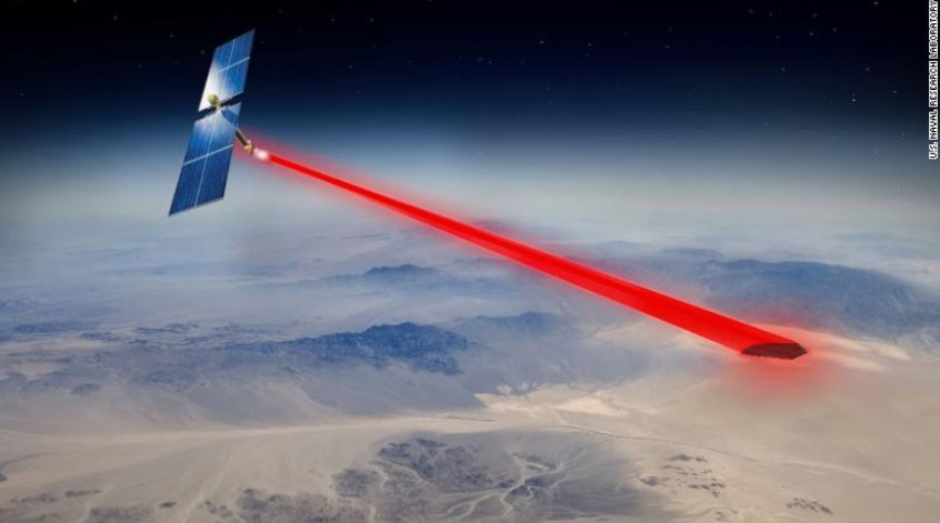 Космическая солнечная электростанция Пентагона сможет отправлять энергию в любую точку Земли
