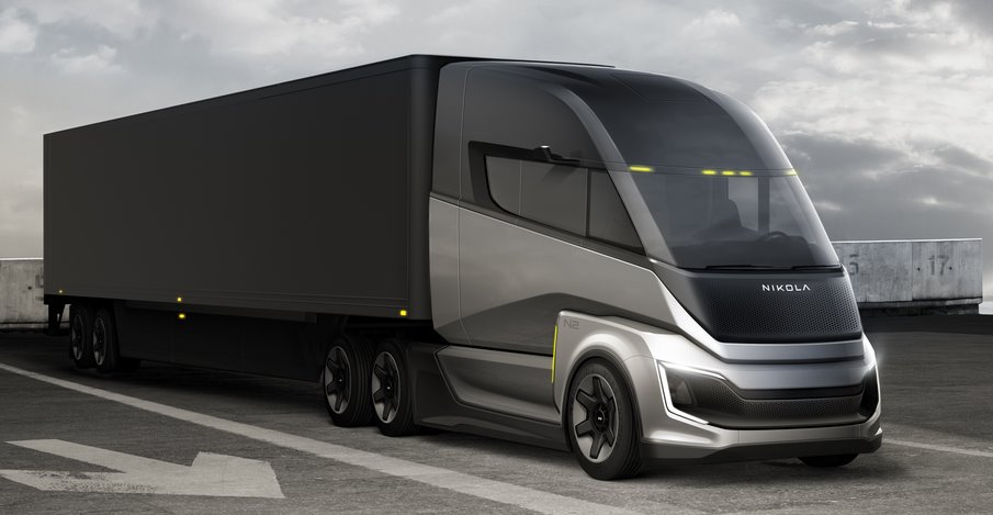 Nicola обновила график вывода на рынок водородных грузовиков Two Sleeper и Tre Cabover