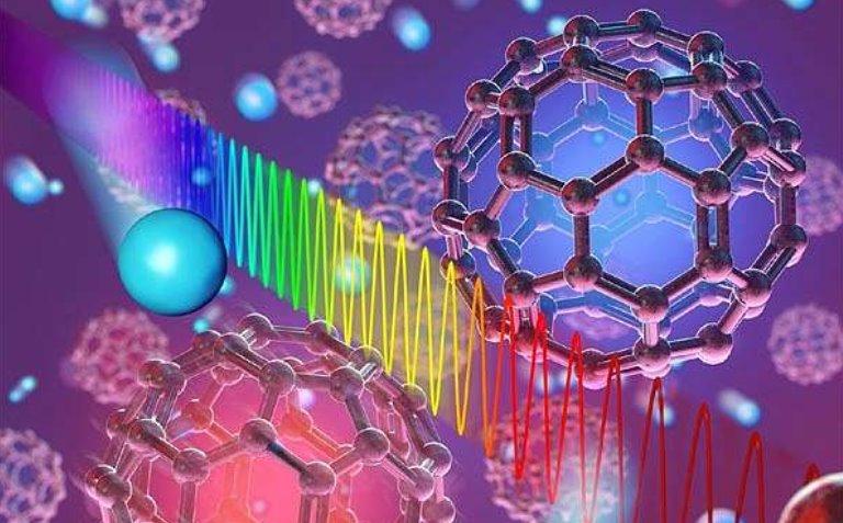 Органические солнечные элементы на основе ДНК