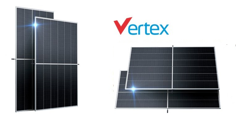 Солнечные панели Trina Solar Vertex 660W+