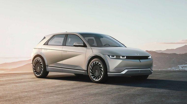 Hyundai представила Ioniq 5 характеристики, комплектация и цена нового электрокроссовера