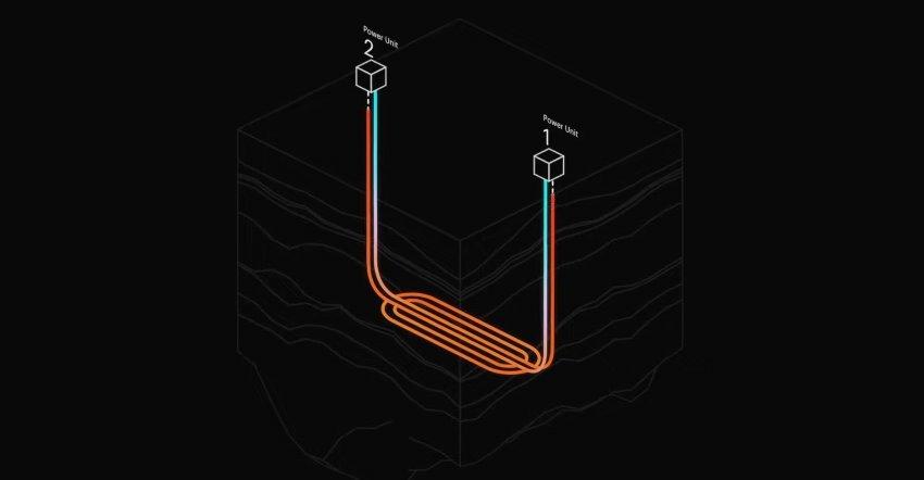 Конвекционная геотермальная система