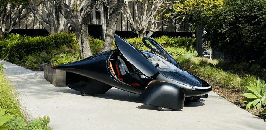 Aptera получила 7 000 заказов на солнечный электромобиль и инвестиции на 4 млн