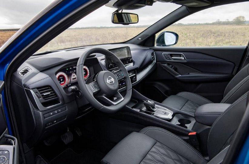 Електричний Nissan Qashqai - 3-е покоління кросовера стало послідовним гібридом