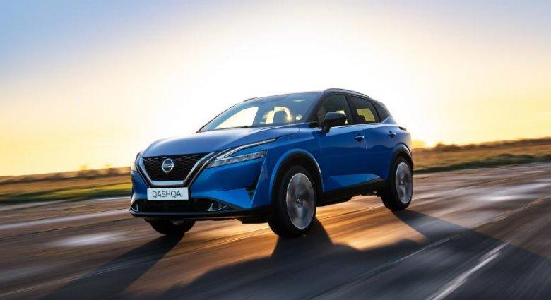 Nissan Qashqai электромобиль
