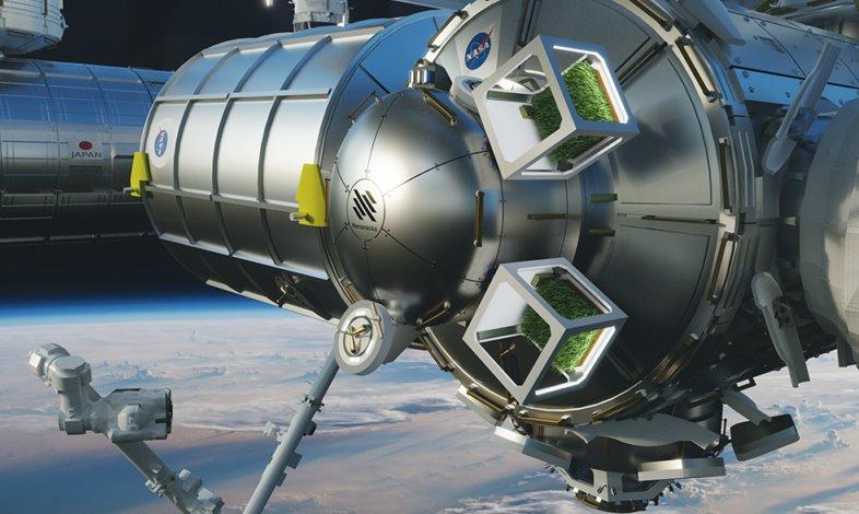 Розвивати сільське господарство в космосі планує Nanoracks