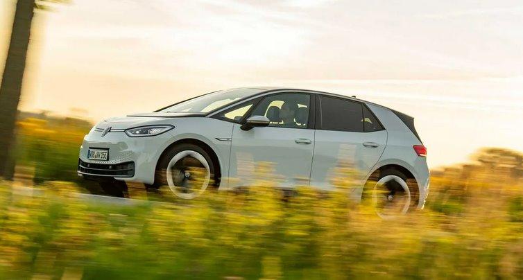 Volkswagen ID.3 подешевел, не потеряв в дальности хода