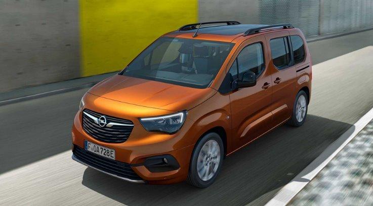 Электрический компактвэн Opel Combo-e вышел в пассажирской версии
