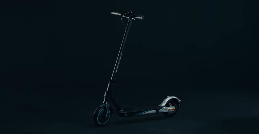 Спецверсию электросамоката Mi Electric Scooter 2 Pro Xiaomi создала вместе с Mercedes-AMG Petronas