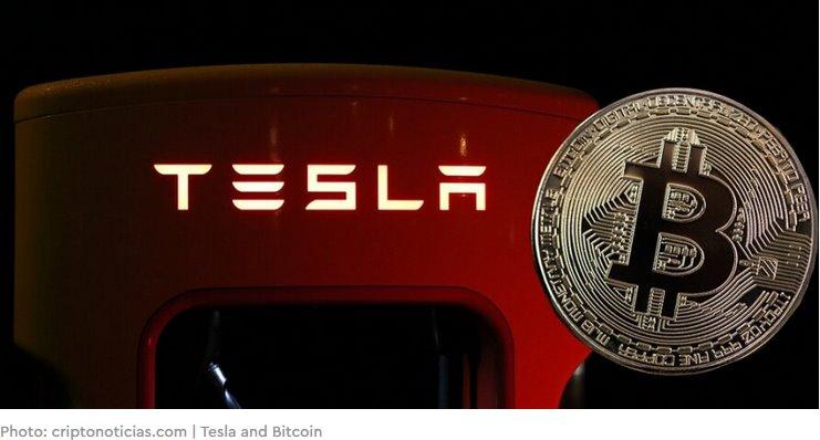 Tesla купила биткоины на 1,5 млрд, будет продавать электромобили за криптовалюту