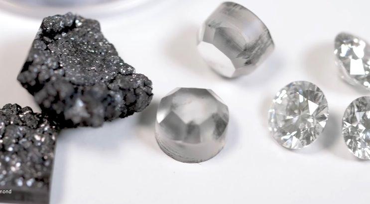 Делать бриллианты из атмосферного углекислого газа и ВИЭ начала Skydiamond