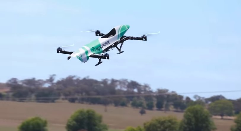 Airspeeder представила летающий спортивный электрокар Mk3 (видео)