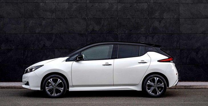 Электромобиль Nissan Leaf 10