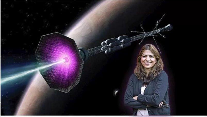 Магнитный ракетный двигатель поможет доставить астронавтов на Марс