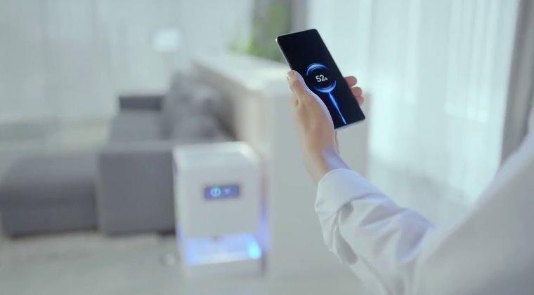 Xiaomi внедряет настоящую беспроводную зарядку с дальнодействием до нескольких метров (видео)