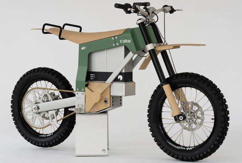 Электромотоциклы CAKE помогут бороться с браконьерами в Африке