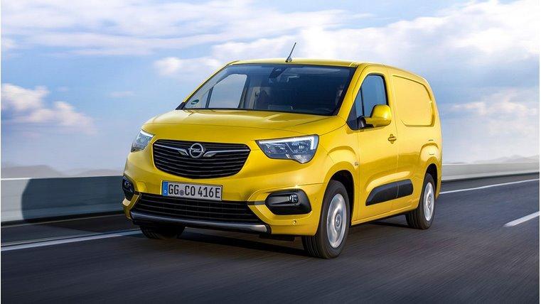 Электромобиль Opel Combo-e