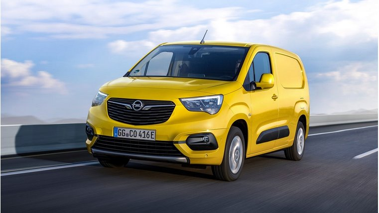 Opel выпустила в продажу электрический минивэн Combo-e