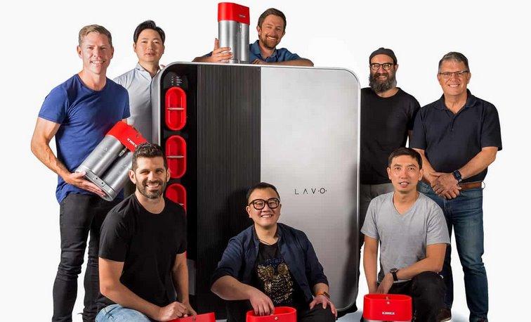 Компанія Lavo з водневими паливними елементами