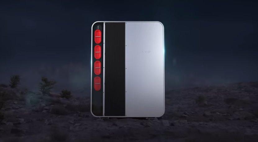 Бытовой аккумулятор на водороде