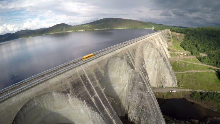 Гидроэлектростанция Hydro-Qubec