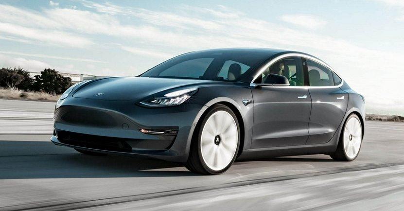 Цена Tesla Model 3 в Европе 2021 год