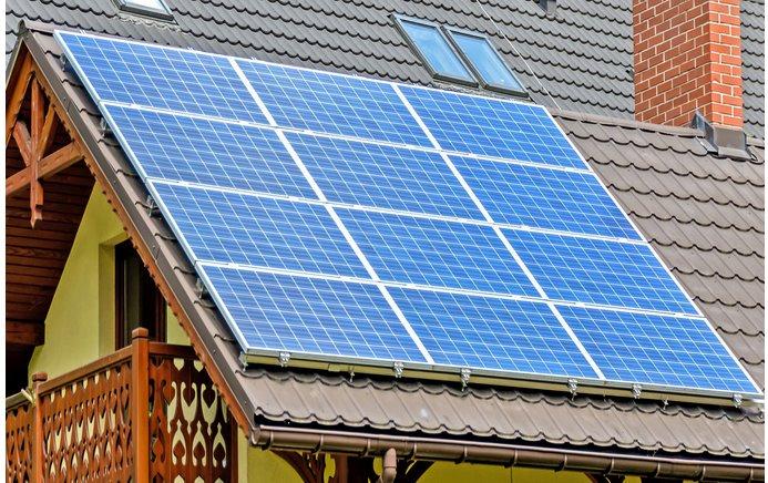 Домашние солнечные электростанции установили уже около 30 000 украинских домохозяйств