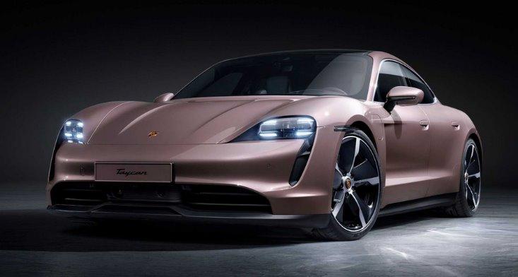Бюджетная версия Porsche Taycan выходит в продажу цена и характеристики электромобиля