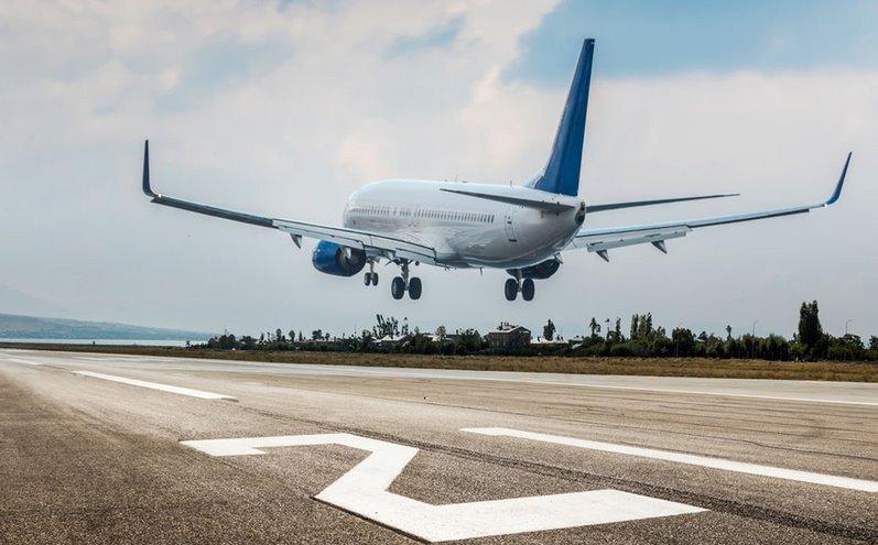 Гибридный самолет без выхллопов