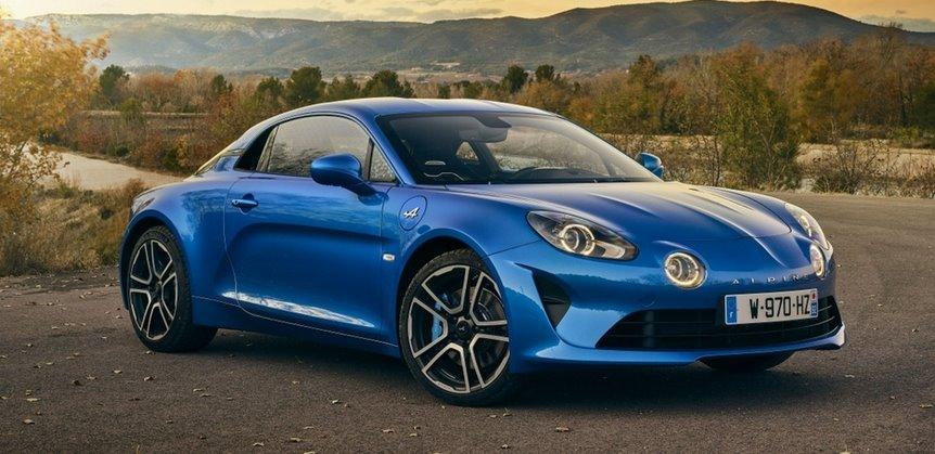 Электромобиль Alpine Renault выпустит совместно с Lotus