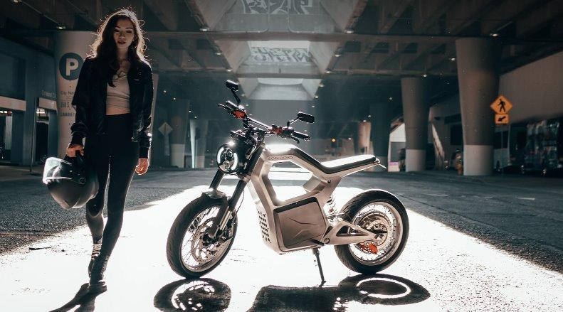 Дешевый электромотоцикл